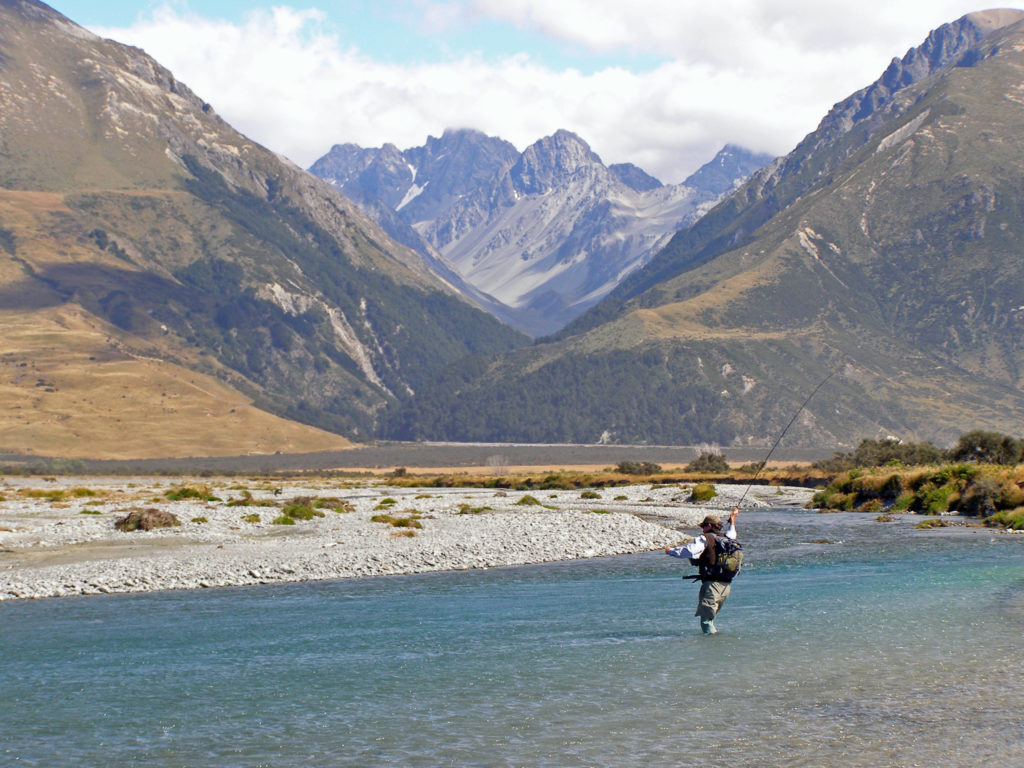 Best of new zealand fly fishing for New zealand fly fishing