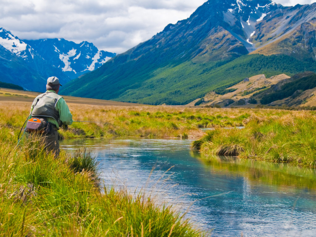 Fly fishing in new zealand best of nz fly fishing for Fly fishing news